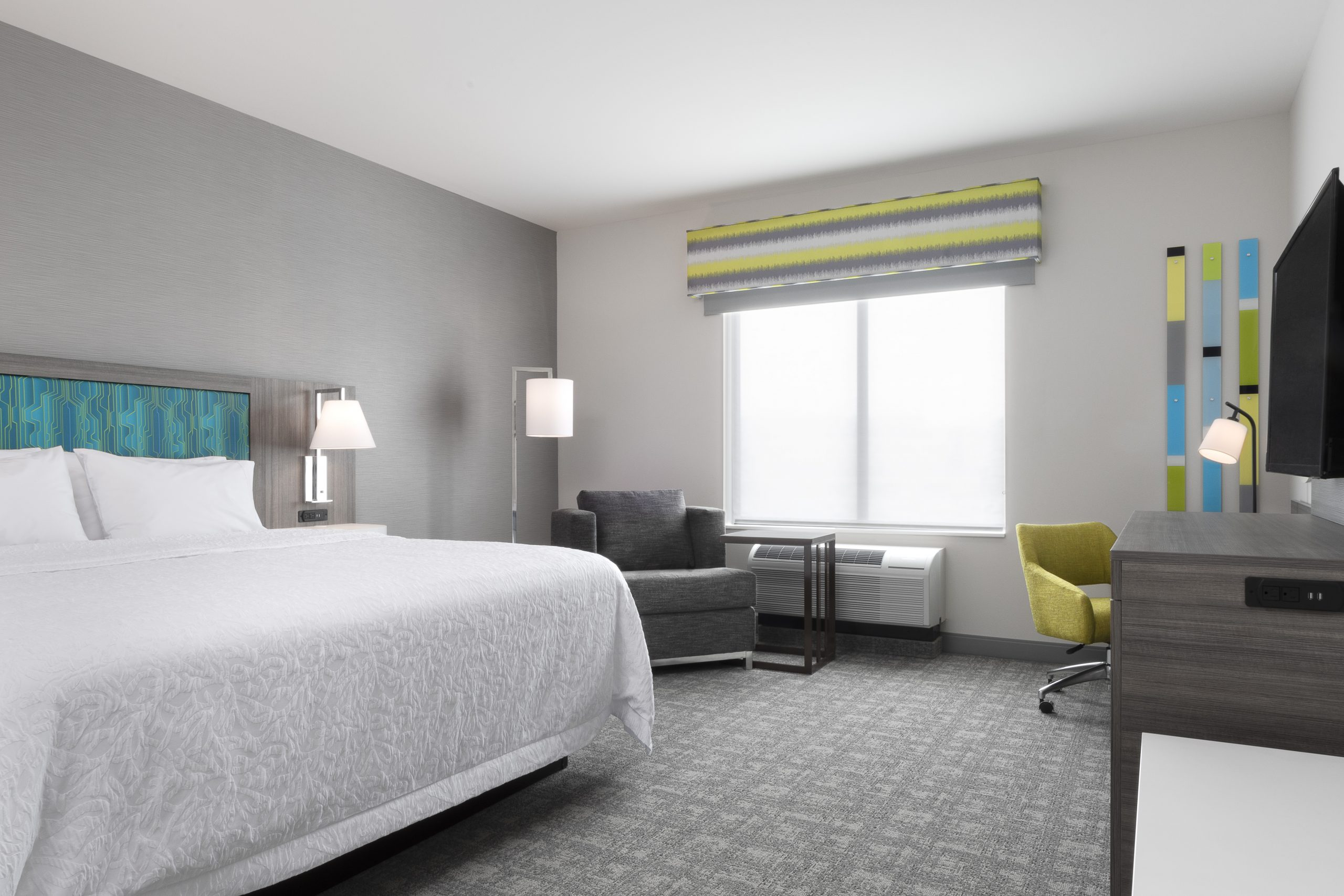 Hampton Inn OFallon IL, Guest Room 3